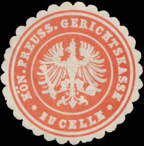 K.Pr. Gerichtskasse zu Celle
