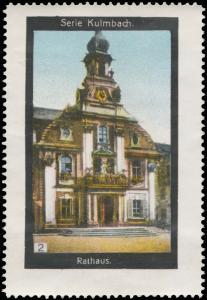 Rathaus von Kulmbach