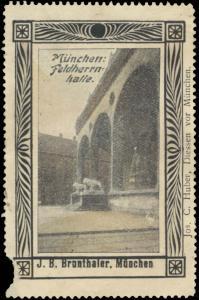 Feldherrnhalle in München