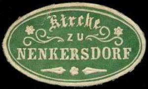 Kirche zu Nenkersdorf (Borna)