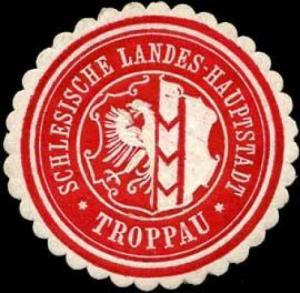 Schlesische Landes-Hauptstadt Troppau