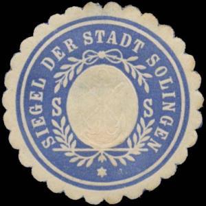 Siegel der Stadt Solingen
