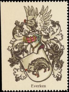 Everken Wappen