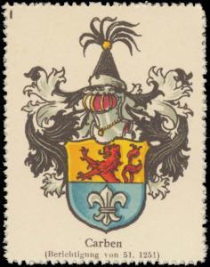 Carben Wappen