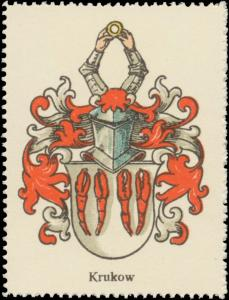 Krukow Wappen