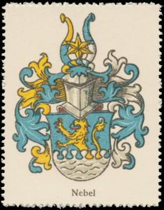 Nebel Wappen