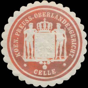 K.Pr. Oberlandesgericht Celle