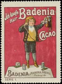 Ich kaufe nur Badenia Cacao