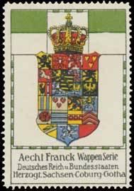 Herzogl. Sachsen-Coburg-Gotha
