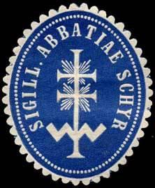 Sigillum Abbatiae Schyr