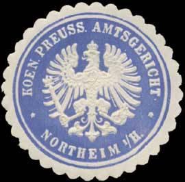 K.Pr. Amtsgericht Northeim/H.