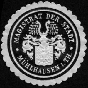 Magistrat der Stadt - Mühlhausen in Thüringen