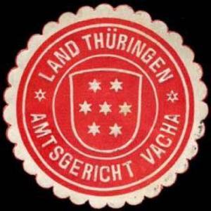 Land Thüringen - Amtsgericht Vacha