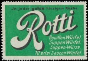 Rotti Bouillon Würfel