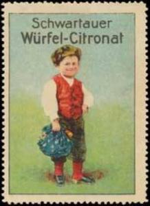 Schwartauer Würfel-Citronat