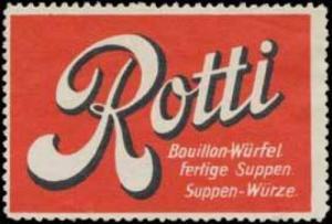 Rotti Bouillon-Würfel