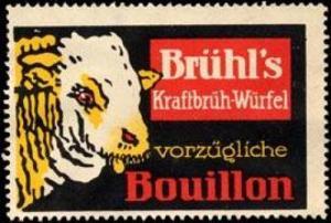 Brühls Kraftbrüh - Würfel Bouillon - Brühe