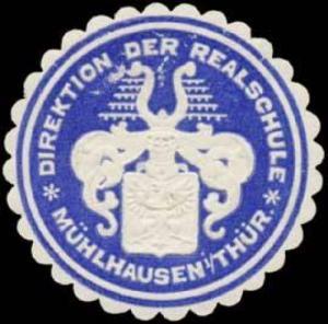 Direktion der Realschule Mühlhausen/Thüringen