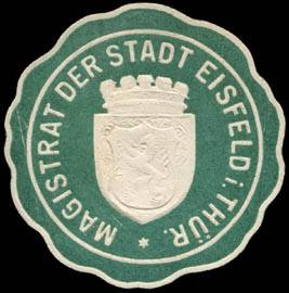 Magistrat der Stadt Eisfeld in Thüringen