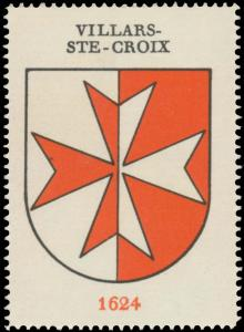 Villars-Ste-Croix