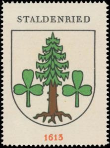 Staldenried
