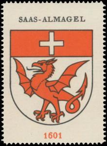 Saas-Almagel
