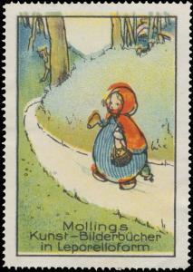 Mollings Kunst-Bilderbücher in Leporelloform