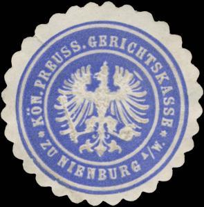 K.Pr. Gerichtskasse zu Nienburg