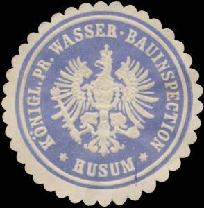 K.Pr. Wasser-Bauinspection Husum