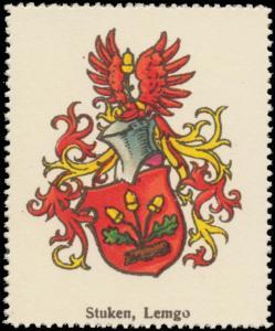 Stuken (Lemgo) Wappen