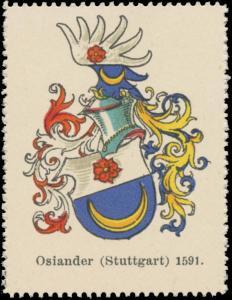 Osiander (Stuttgart) Wappen