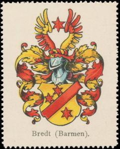 Bredt (Barmen) Wappen