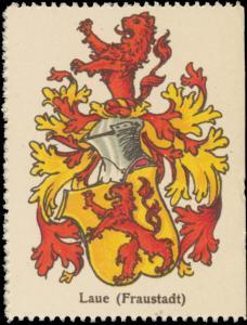 Laue (Fraustadt) Wappen