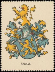 Schaal Wappen