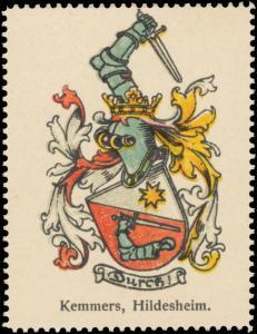 Kemmers (Hildesheim) Wappen