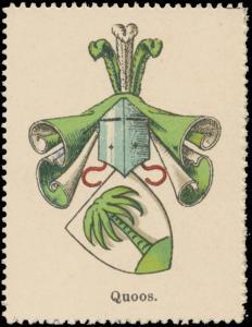 Quoos Wappen