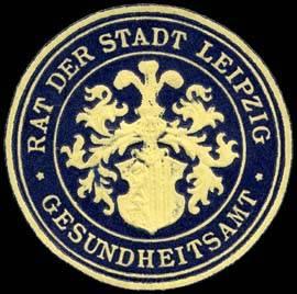 Rat der Stadt Leipzig - Gesundheitsamt