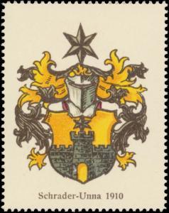 Schrader (Unna) Wappen