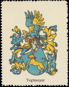 Tegtmeyer Wappen