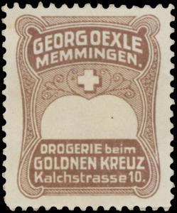 Drogerie beim Goldenen Kreuz