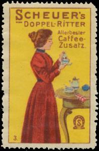 Scheuers Doppel-Ritter