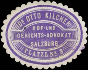 Rechtsanwalt Dr. Otto Kilcher