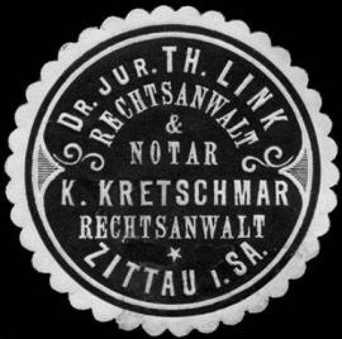 Dr. jur. Th. Link Rechtsanwalt & Notar - K. Kretschmar ...