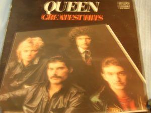 doppel LP,Queen,greatest hits