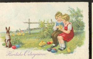 Herzliche Ostergrüsse. 0