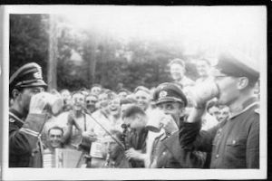 Soldaten II WK. Foto.