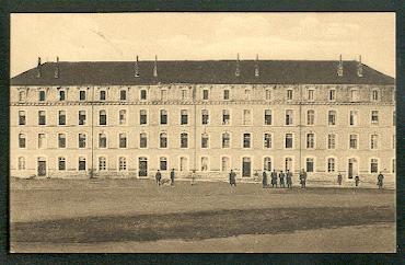 Kaserne des 45 franz. Inf. Reg.