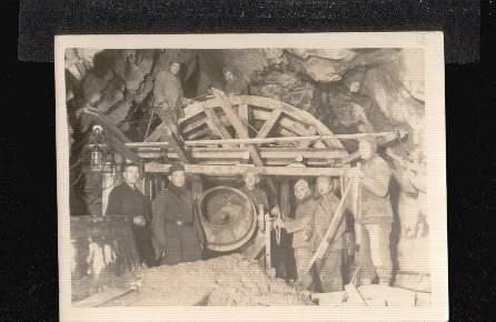 Bergbau. Foto.