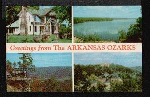USA.Arkansas Ozarks
