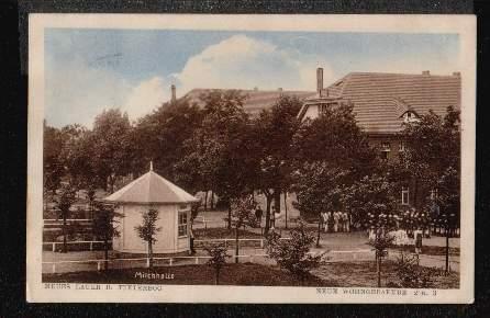 Jüterbog. Neue Wohngebäude